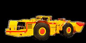Cargador LHD subterráneo FL10